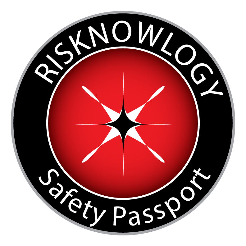 Risknowlogy Safety Passport Mark