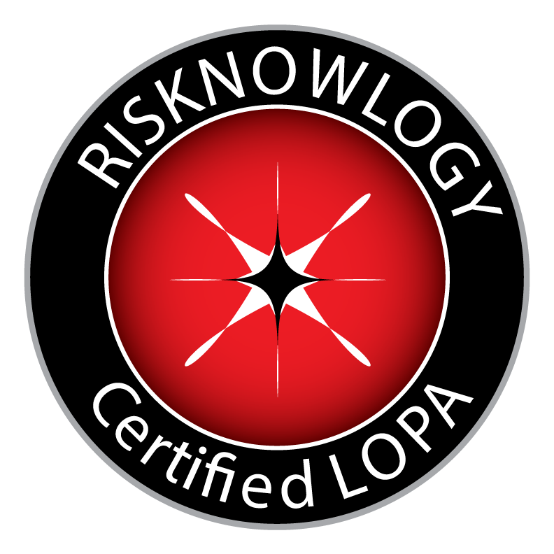 Risknowlogy Certified LOPA Mark