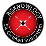 Risknowlogy Certified SIL Certified Subsystem Mark