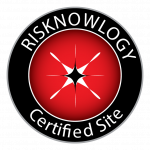 Risknowlogy Certified Site Mark