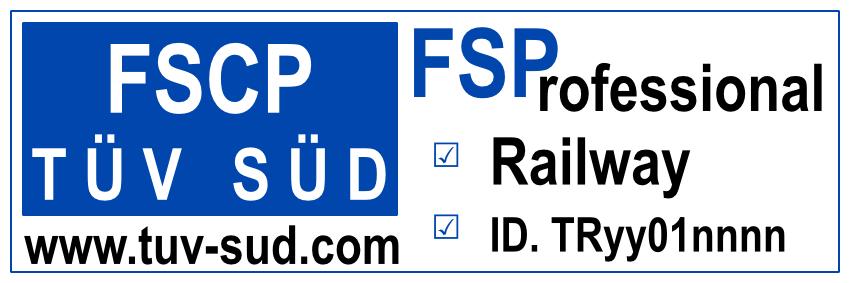 FSCP - FS Professional - Railway