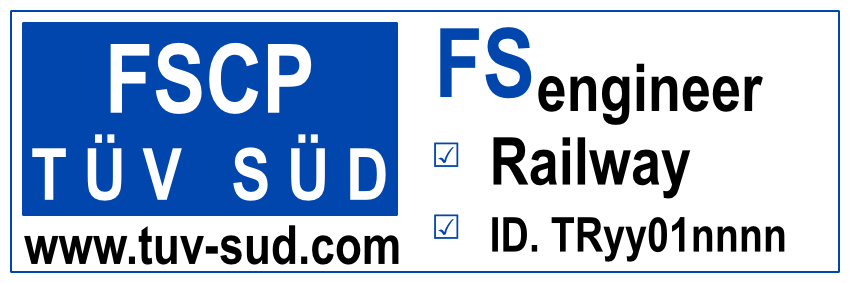 FSCP - FS Engineer - Railway