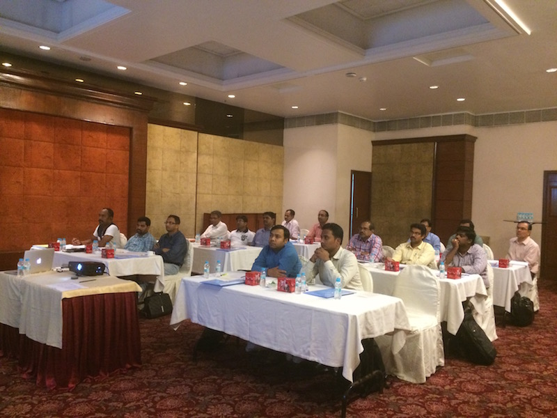 15th TUV Functional Safety Professional course in Mumbai