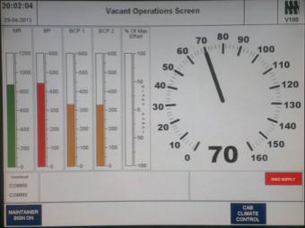 EKE eTIS Speedometer