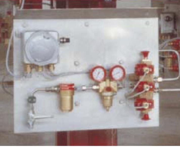 Rotork Valve Control Panel