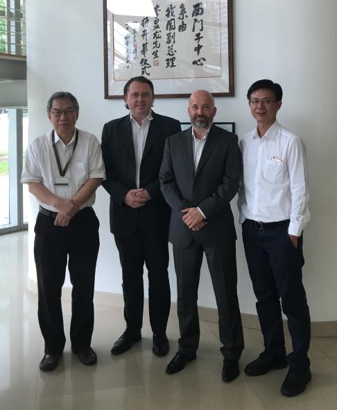 Risknowlogy at Siemens Singapore