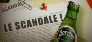 Perrier - Benzen - Scandal