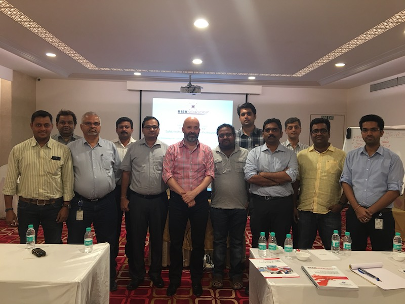 Risknowlogy TUV Course Mumbai February 2017