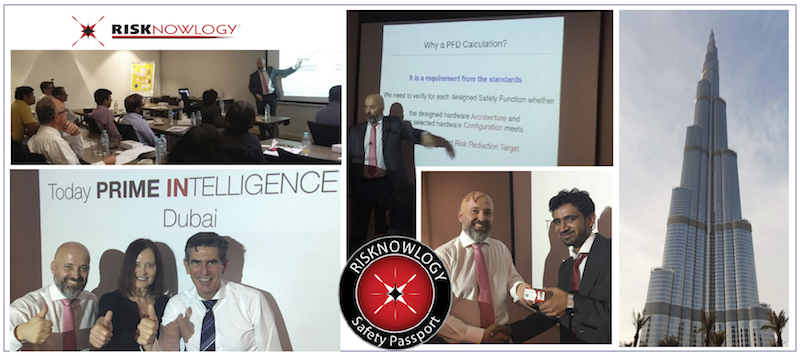 first PRIME Intelligence event in Dubai