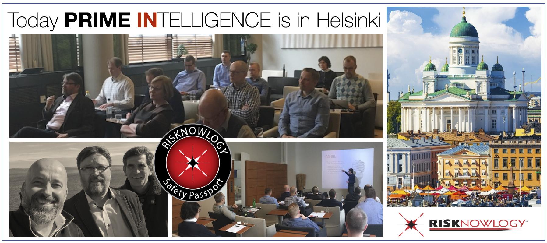 Prime Intelligence Helsinki 8 May 2017