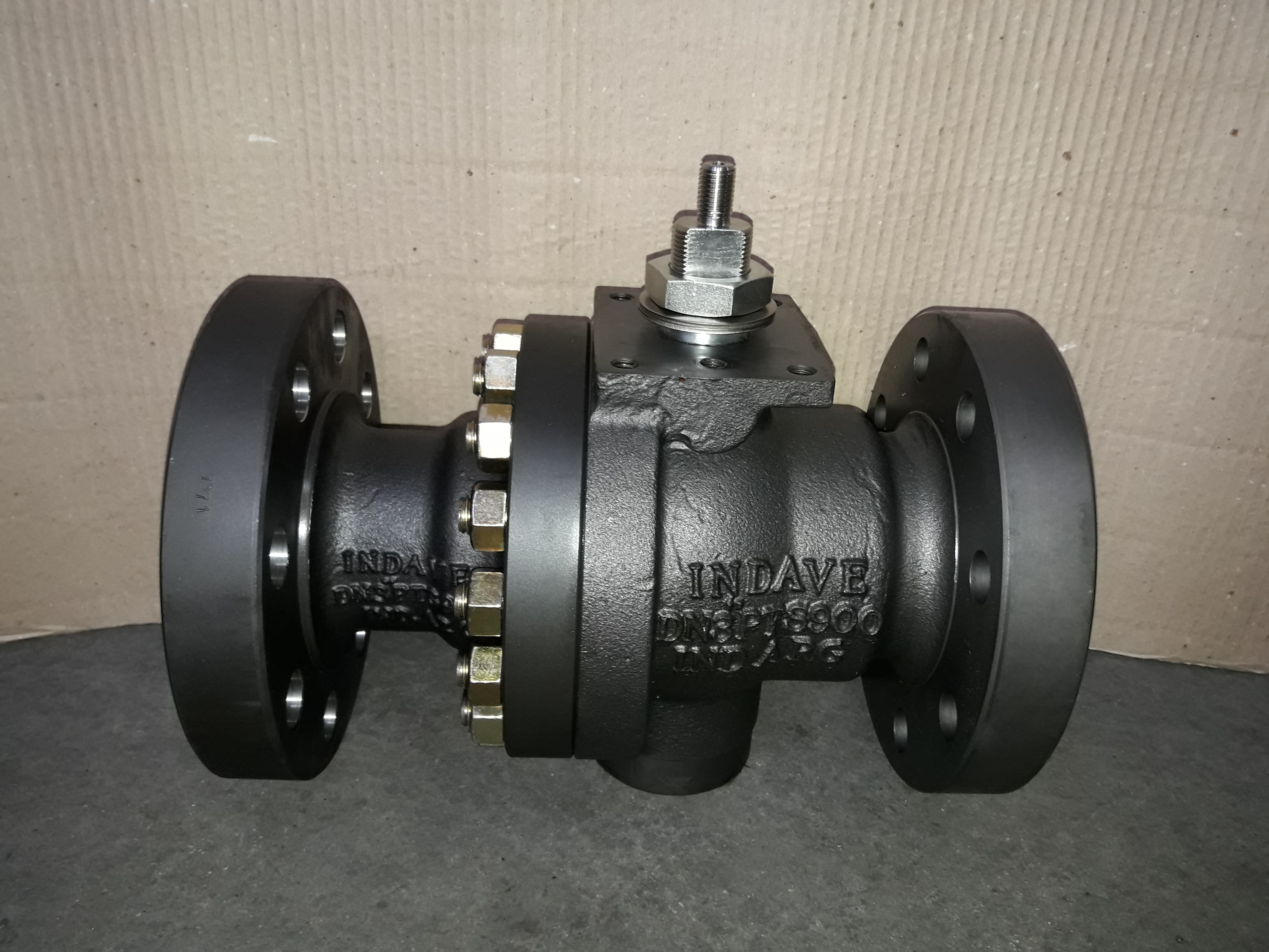 INDAVE Trunnion Ball Valve Series