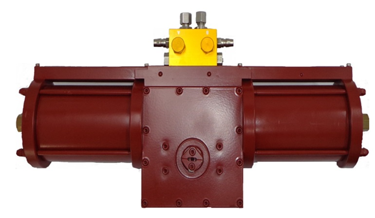 Bloomfoss - BP Double Acting Actuator