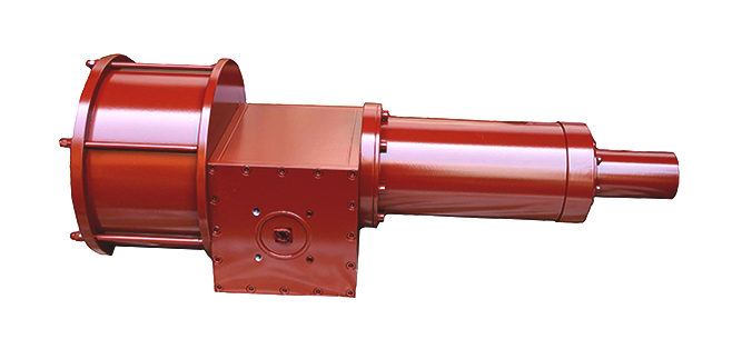 Bloomfoss- BP Single Acting Actuator
