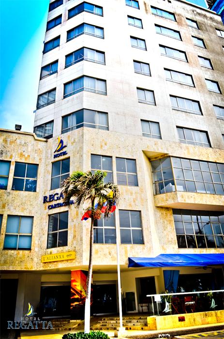 Hotel Regatta en Cartagena elegido por Risknowlogy para sus cursos de certificación